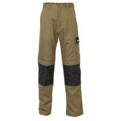 JCB Max Trousers Sand/Black Regular Leg