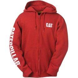 CAT W10840 Full Zip Hoodie