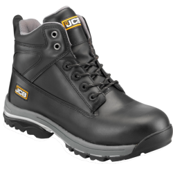 JCB Workmax Black Safety Boots