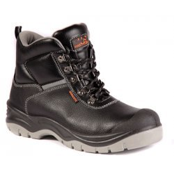 Sterling SS609SM Safety Boots With Steel Toe Caps & Midsole