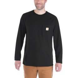 Carhartt Force Cotton T-Shirt L/S