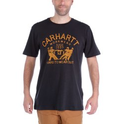 Carhartt Hard To Wear Out Graphic T-Shirt S/S