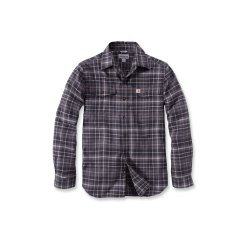 Carhartt L/S Trumbull Slim Fit Flannel Shirt