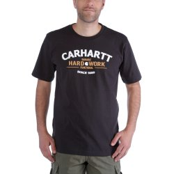 Carhartt Graphic Hard Work T-Shirt S/S
