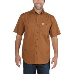 Carhartt Lw Rigby Solid S/S Shirt