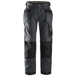 Snickers 3213 Craftsmen Rip-Stop Holster Pocket Trousers