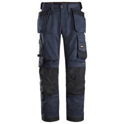 Snickers 6251 Loose Fit Stretch Trousers Holster Pockets