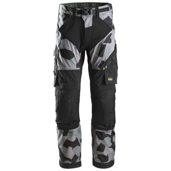 Snickers 6903 Flexiwork Ripstop Trousers